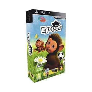 EyePet Game plus PSP Camera Bundle [import anglais]