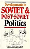 img - for Dev Sov/Post Soviet Pol-P book / textbook / text book