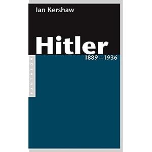 Hitler 1889 - 1936: Band 1