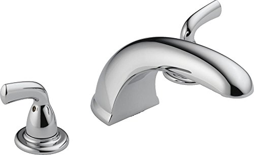 Delta Foundations BT2710 Roman Tub Trim, Chrome (Roman Tub Faucet Chrome compare prices)