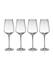 4 Nova Red Wine Glasses