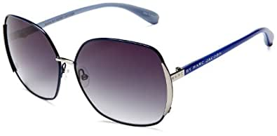 Marc by Marc Jacobs Sunglasses MMJ098/S 0AM2/JJ Blue/Blue Grey/Grey Gradient 61mm
