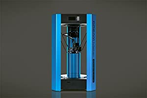 OverLord 3D Printer - Classic Blue w/ US Adapter