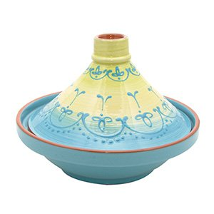 Mason Cash 28 Cm Decorated Tagine Blue Green from Rayware