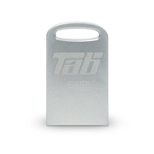 Patriot PSF64GTAB3USB 64GB Tab Series Micro-Sized USB 3.0 Flash Drive