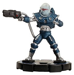 HeroClix: Victor Fries # 201 (Uncommon) - Legacy