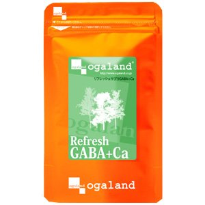 リフレッシュサプリGABA+Ca