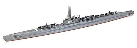 sous-marin japonais i-58 tamiya 1/700