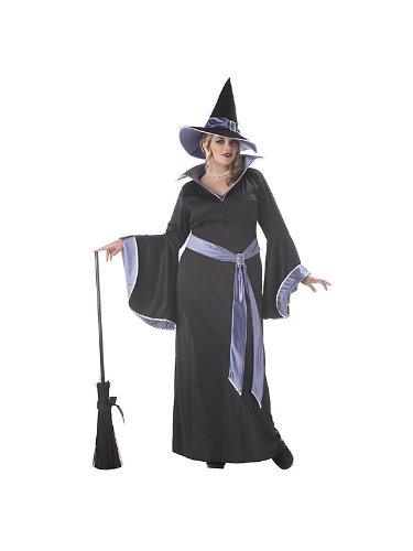 Women's Plus Incantasia The Glamour Witch Costume