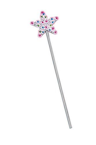 Rubies Wizard of Oz Glinda Light Up Wand - 1