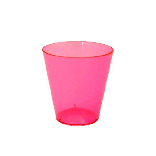 Ounce Plastic Shot Glasses