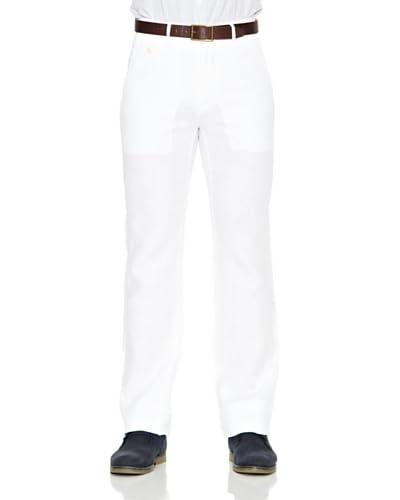 Dockers Pantalone Lino Straight