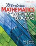 img - for MODERN MATHEMATICS FOR ELEMENTARY EDUCATORS book / textbook / text book