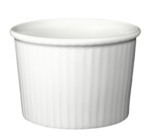 Pillivuyt Deep Pleated Ramekin 7 Ounce