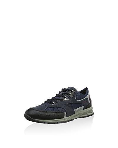 Geox Sneaker U Delray A  [Blu]