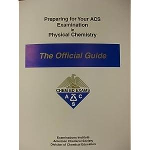 Student Study Materials | ACS Exams