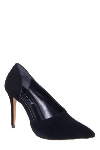Steven Wrenn High Heel D'Orsay Pointed Toe Pump