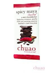 Chuao Chocolatier Spicy Maya All Natural - 2.8 Oz. (1 Unit) by Chuao