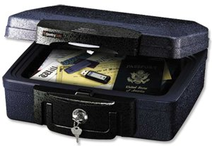 Sentrysafe H0100 Fire-Safe Waterproof Chest
