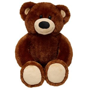 Build-A-Bear Workshop 14 in. Lil' Chocolate Cub Plush Stuffed Animal