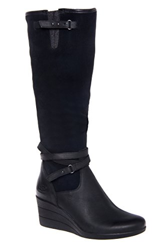 Lesley Mid Wedge Boot