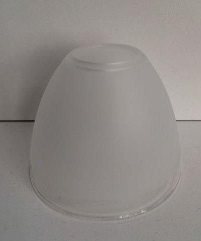 Vetro di ricambio, lampade vetro, paralume di ricambio 7306, ombrello, per il lampadario o per lampada da tavolo, in vetro, luci vetro