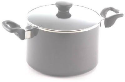 Mirro 47006 Get A Grip Nonstick Saucepot Oven Safe 4-Quart Sauce Pot with Glass Lid Cover Cookware