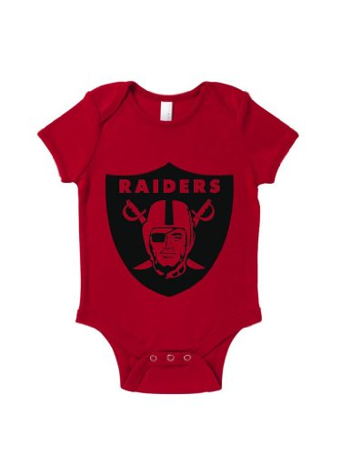 Blue Ivory Raiders Logo Baby Grow Los Angeles Ice Cube Tupac Hip Hop front-848965