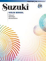 Suzuki Violin School Revised Edition Violin Part