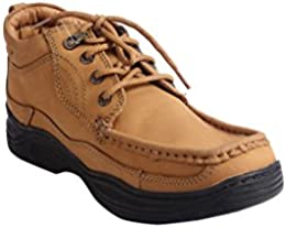 RED CHIEF Leather RUST Casual Shoe for Men B01KK25T0I