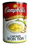 Campbell's Wonton Soup 10.75 oz - 6 Unit Pack