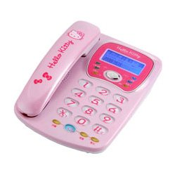 Hello Kitty Call Display Telephone