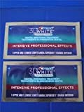 Try Crest 3D Intensive Whitestrips Professional Effects 4 strips 2 pouches