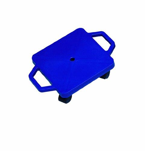 Flaghouse Plastic Safe Grip Scooter, Blue front-838756