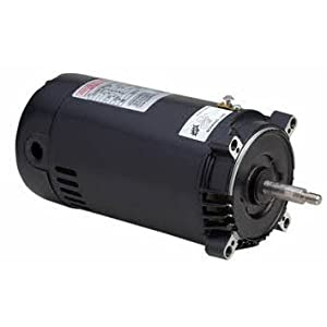 A o smith c face threaded pool motor ur 1 5 for 1 5 hp electric motor for pool pump