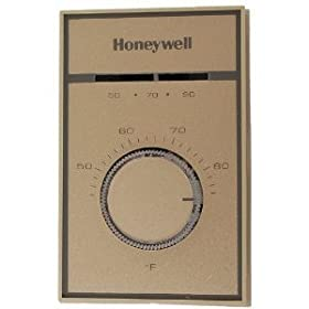 Honeywell T651A3018 Line Voltage Thermostat