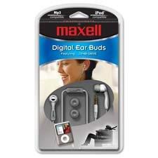 Maxell Ipod Earbud Headset