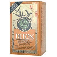 Triple Leaf Tea Detox Tea, 20 bags (Pack of 2)
