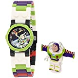 LEGO Kids' 9002694 Toy Story Buzz Lightyear Watch