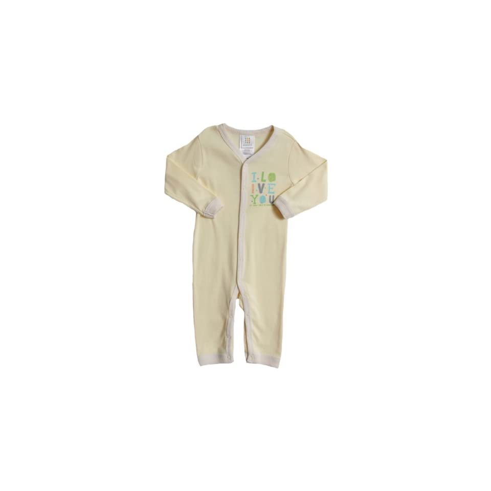 a0eb06282b9f ABSORBA Unisex Baby Newborn Neutral Coverall on PopScreen