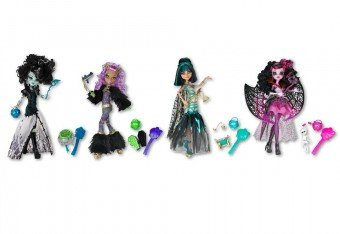monster high halloween puppen baby und kleinkind. Black Bedroom Furniture Sets. Home Design Ideas