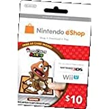 Photos with Mario AR Card - Goomba Version (Includes $10 for Nintendo eShop)