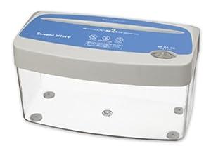 アスカ(Asmix) 電動シュレッダー ストレートカット ブルー S125NB