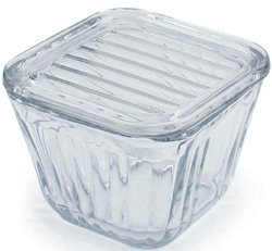Anchor Hocking Glass Refrigerator Storage Container 2 Cup Size