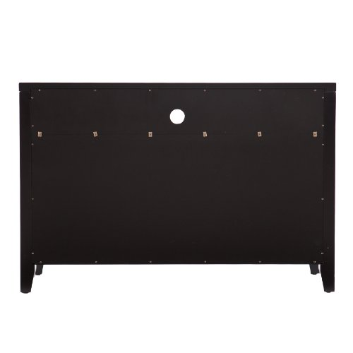 Southern Enterprise Marston TV/Media Stand, Black