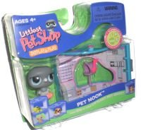 Littlest Pet Shop Pet Nook - Dove in Post Office