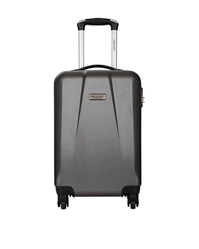 Travelone Hartschalen Trolley  46.0 cm grau