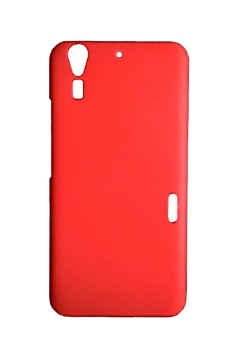 Newtronics Red Maroon Rubberized Matte Finish Hard Back Cover Case For ZTE Grand S2 II S291 S251