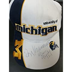 Powers Collectibles 35583 Signed Wolverines university of Michigan - Dan Dierdorf -... by Powers Collectibles