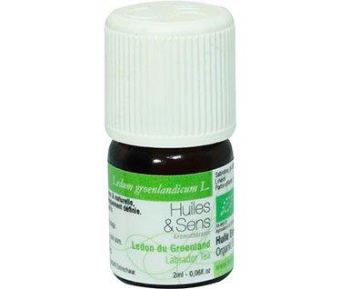 Huiles & Sens - Ledum essential oil (organic) - 2 ml [Personal Care]